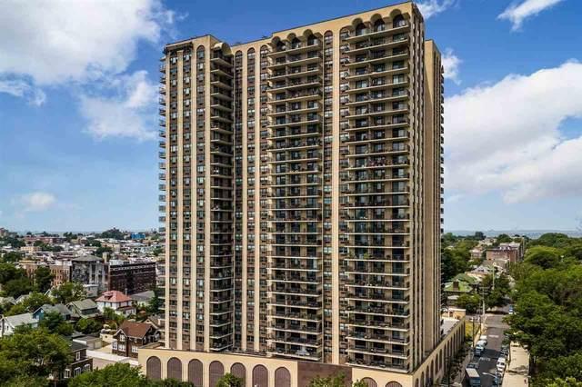 7855 Blvd East 8G, North Bergen, NJ 07047 (MLS #210017753) :: Team Francesco/Christie's International Real Estate