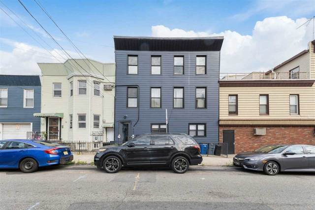 440 Baldwin Ave, Jc, Heights, NJ 07306 (MLS #210017806) :: The Sikora Group