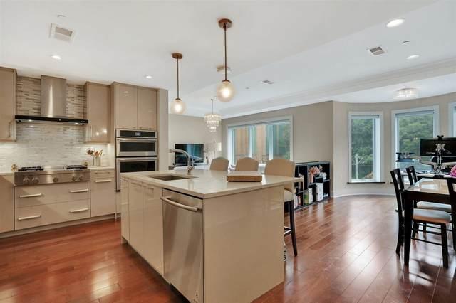 100 Eton Row #303, Weehawken, NJ 07086 (MLS #210017813) :: The Danielle Fleming Real Estate Team