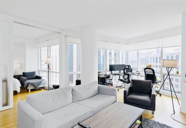 77 Hudson St #1404, Jc, Downtown, NJ 07302 (MLS #210017823) :: Parikh Real Estate