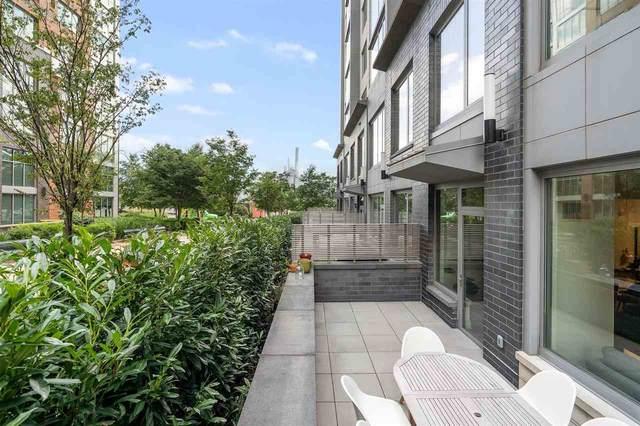 9 Avenue At Port Imperial #107, West New York, NJ 07093 (MLS #210017827) :: Parikh Real Estate