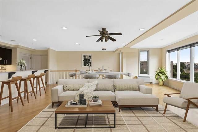84 Hackensack Plank Rd #5, Weehawken, NJ 07086 (MLS #210017877) :: The Danielle Fleming Real Estate Team