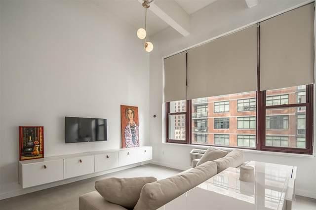 1500 Hudson St 4O, Hoboken, NJ 07030 (MLS #210017879) :: Hudson Dwellings