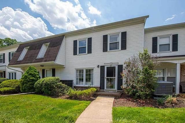 25 Eastham Village, SCOTCH PLAINS TWP, NJ 07076 (MLS #210017941) :: Kiliszek Real Estate Experts