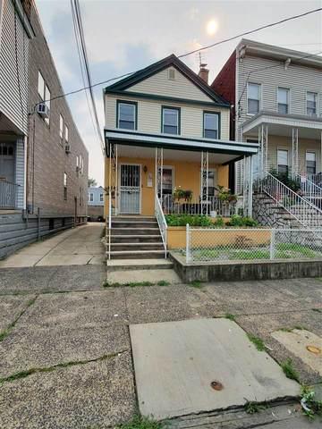 169 Bartholdi Ave, Jc, West Bergen, NJ 07305 (MLS #210017944) :: The Trompeter Group