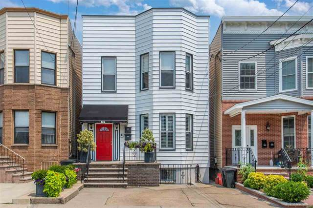 126 Highpoint Ave 1 & 2, Weehawken, NJ 07086 (MLS #210017959) :: The Danielle Fleming Real Estate Team