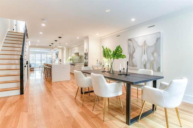 1237 Garden St, Hoboken, NJ 07030 (MLS #210017986) :: Hudson Dwellings