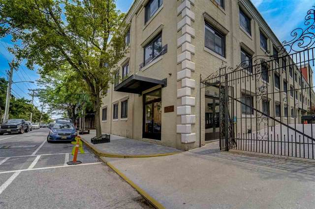 518-530 Gregory Ave B203, Weehawken, NJ 07086 (MLS #210017999) :: The Danielle Fleming Real Estate Team
