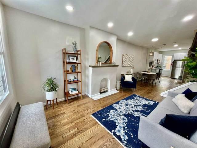 101 Clerk St, Jc, Bergen-Lafayett, NJ 07305 (MLS #210018055) :: Hudson Dwellings