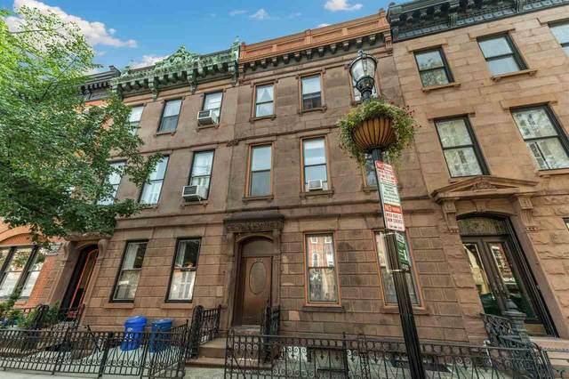 927 Washington St, Hoboken, NJ 07030 (MLS #210018059) :: Hudson Dwellings