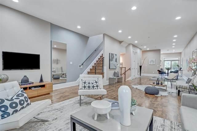 297.5 Montgomery St #2, Jc, Downtown, NJ 07302 (MLS #210018071) :: Hudson Dwellings