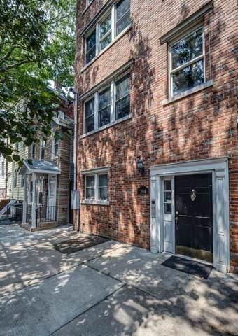 394 1ST ST #1, Jc, Downtown, NJ 07302 (MLS #210018084) :: Hudson Dwellings