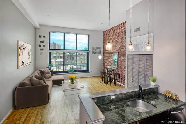 518 Gregory Ave #412, Weehawken, NJ 07086 (MLS #210018089) :: Team Francesco/Christie's International Real Estate