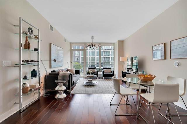 1200 Avenue At Port Imperial #403, Weehawken, NJ 07086 (MLS #210018110) :: The Danielle Fleming Real Estate Team