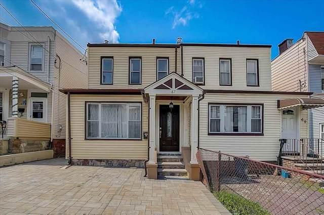 67 Boyd Ave, Jc, West Bergen, NJ 07304 (MLS #210018180) :: The Sikora Group