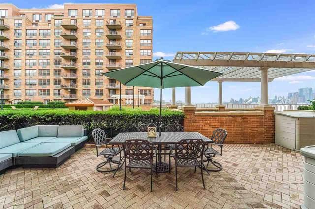 2 Constitution Ct #402, Hoboken, NJ 07030 (MLS #210018190) :: The Danielle Fleming Real Estate Team