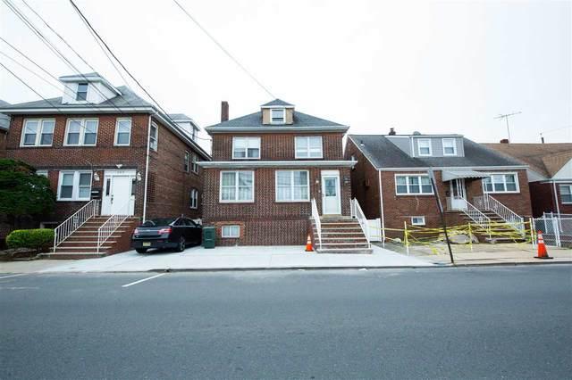 907 73RD ST, North Bergen, NJ 07047 (MLS #210018198) :: Team Francesco/Christie's International Real Estate