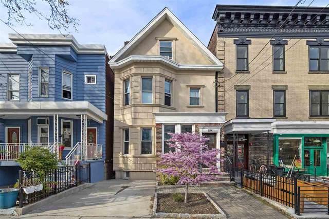 104 Oak St, Weehawken, NJ 07086 (MLS #210018215) :: The Danielle Fleming Real Estate Team