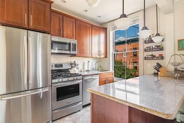 832 Bloomfield St #2, Hoboken, NJ 07030 (MLS #210018216) :: The Sikora Group