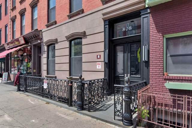 808 Washington St #4, Hoboken, NJ 07030 (MLS #210018217) :: The Sikora Group