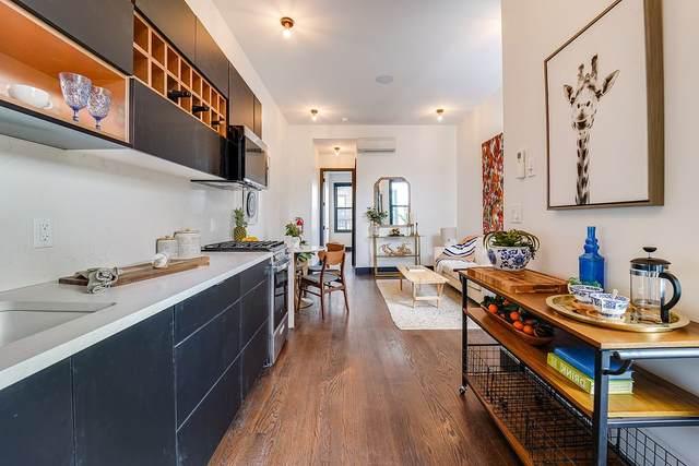 43 Thorne St 3R, Jc, Heights, NJ 07307 (MLS #210018222) :: The Danielle Fleming Real Estate Team