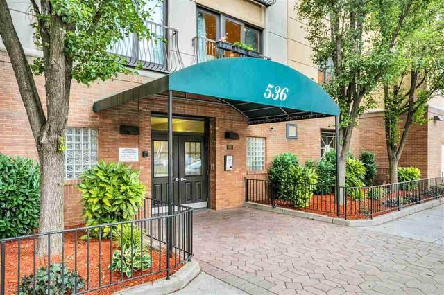 536 Grand St #205, Hoboken, NJ 07030 (MLS #210018274) :: The Danielle Fleming Real Estate Team
