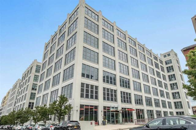 50 Dey St #551, Jc, Journal Square, NJ 07306 (MLS #210018294) :: Team Francesco/Christie's International Real Estate