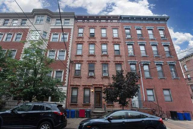 203 Madison St 2A, Hoboken, NJ 07030 (MLS #210018308) :: The Danielle Fleming Real Estate Team