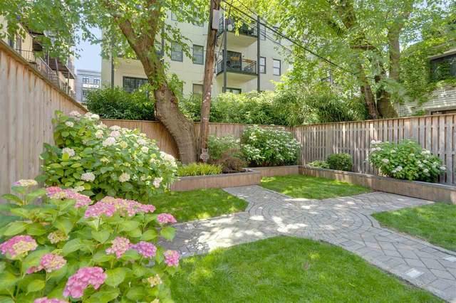 80 Monroe St #1, Hoboken, NJ 07030 (MLS #210018325) :: The Danielle Fleming Real Estate Team