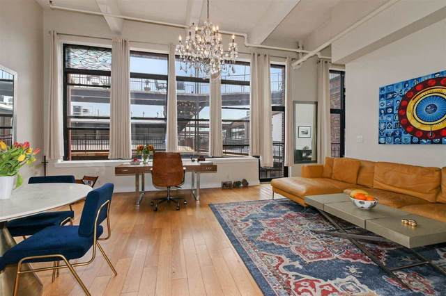 300 Communipaw Ave #204, Jc, Bergen-Lafayett, NJ 07304 (MLS #210018366) :: Kiliszek Real Estate Experts