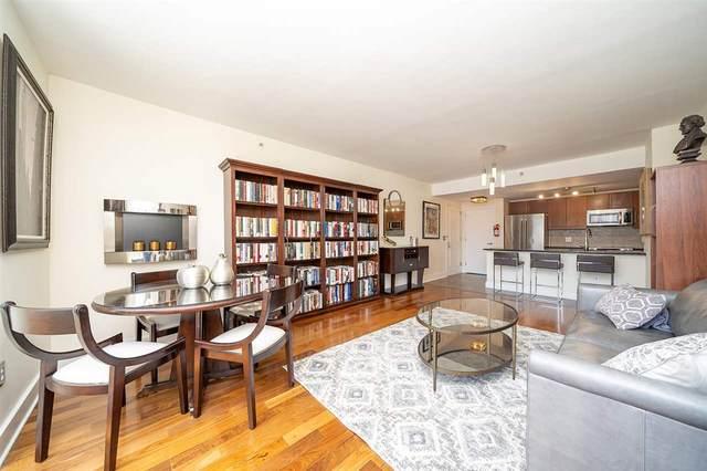 88 Morgan St #502, Jc, Downtown, NJ 07302 (MLS #210018388) :: Team Francesco/Christie's International Real Estate