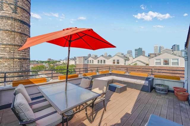 186 Wayne St 429D, Jc, Downtown, NJ 07302 (MLS #210018407) :: Team Francesco/Christie's International Real Estate