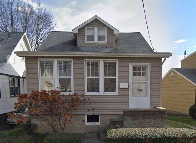 704 5TH ST, Secaucus, NJ 07094 (MLS #210018412) :: Team Francesco/Christie's International Real Estate