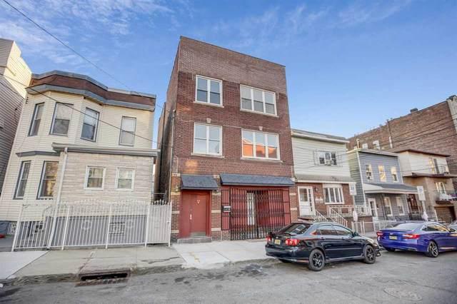 99 Stuyvesant Ave, Jc, Journal Square, NJ 07306 (MLS #210018414) :: Team Francesco/Christie's International Real Estate