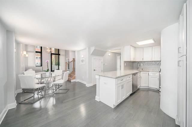 205 10TH ST 2-G, Jc, Downtown, NJ 07302 (MLS #210018420) :: The Dekanski Home Selling Team