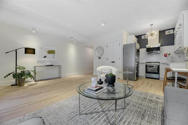 316 2ND ST #1, Jc, Downtown, NJ 07302 (MLS #210018427) :: The Dekanski Home Selling Team