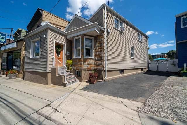 1532 Paterson Plank Rd, Secaucus, NJ 07094 (MLS #210018439) :: Team Francesco/Christie's International Real Estate