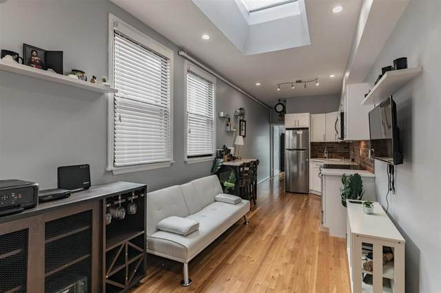 403 Monroe St #403, Hoboken, NJ 07030 (MLS #210018455) :: The Dekanski Home Selling Team
