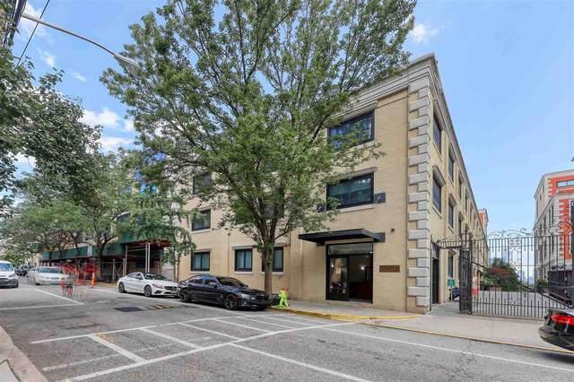 518 Gregory Ave B310, Weehawken, NJ 07086 (MLS #210018456) :: The Dekanski Home Selling Team