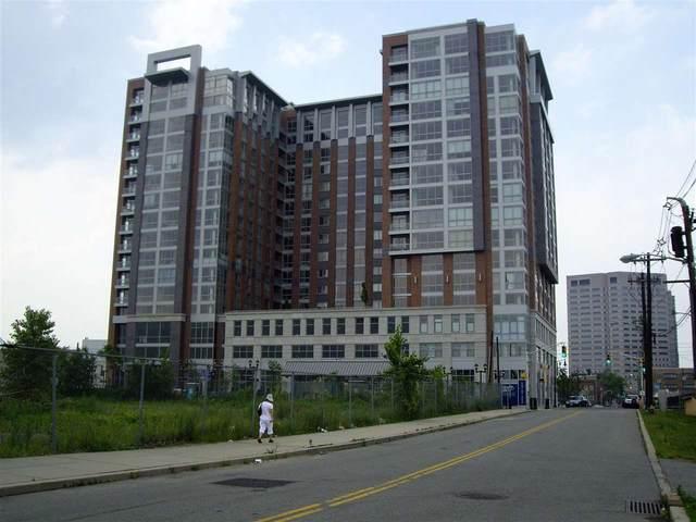 201 Luis M Marin Blvd # 1210, Jc, Downtown, NJ 07302 (MLS #210018459) :: Team Francesco/Christie's International Real Estate