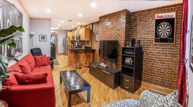118 Clinton St 4/2L, Hoboken, NJ 07030 (MLS #210018467) :: Team Francesco/Christie's International Real Estate