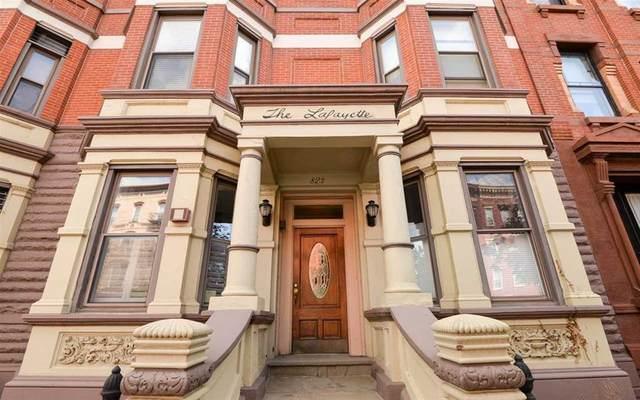 825 Washington St 2B, Hoboken, NJ 07030 (MLS #210018494) :: Team Francesco/Christie's International Real Estate