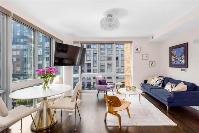 201 Luis M Marin Blvd #5110, Jc, Downtown, NJ 07302 (MLS #210018541) :: Provident Legacy Real Estate Services, LLC