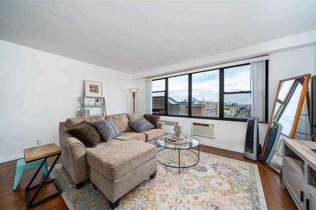 500 Central Ave #607, Union City, NJ 07087 (MLS #210018609) :: The Sikora Group