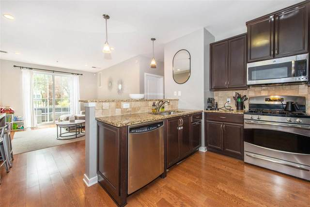 443 2ND ST #215, Jc, Downtown, NJ 07302 (MLS #210018619) :: Provident Legacy Real Estate Services, LLC
