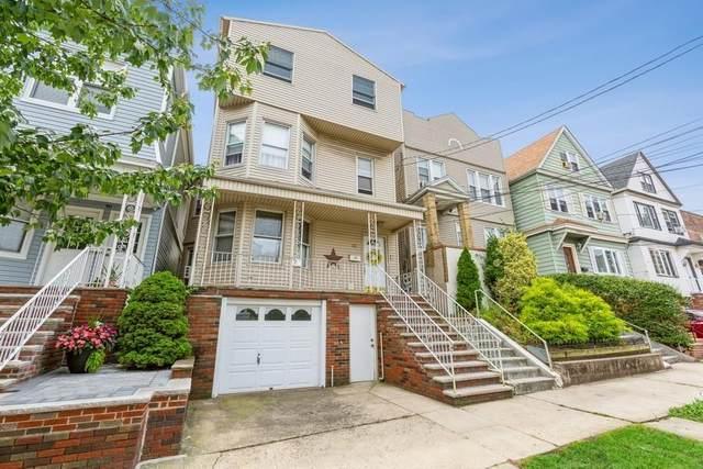 92 West 52Nd St, Bayonne, NJ 07002 (MLS #210018638) :: Team Braconi   Christie's International Real Estate   Northern New Jersey