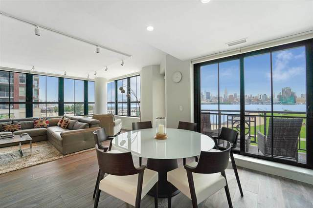 1025 Maxwell Lane #201, Hoboken, NJ 07030 (MLS #210018649) :: Hudson Dwellings