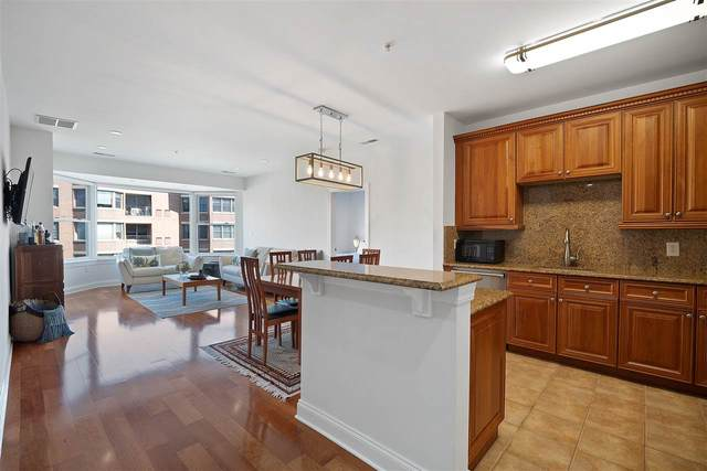 22 Avenue At Port Imperial #404, West New York, NJ 07093 (MLS #210018674) :: The Sikora Group