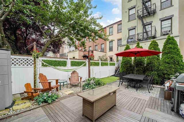827 Garden St #2, Hoboken, NJ 07030 (MLS #210018682) :: The Sikora Group