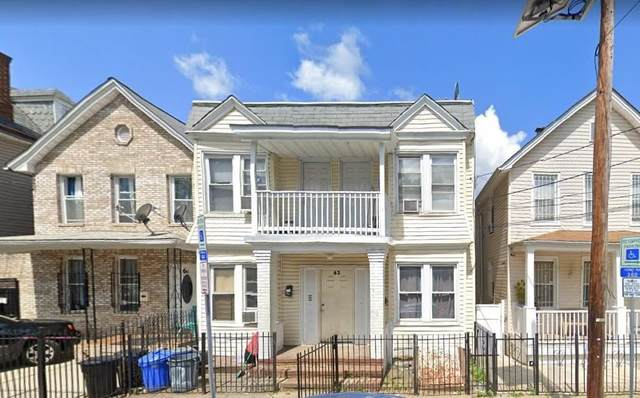 62 Highland Ave, Newark, NJ 07104 (MLS #210018927) :: Trompeter Real Estate